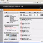 Configurer les interfaces réseaux Astaro