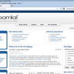 Joomla! :  Connaître les positions des modules dans son template