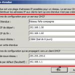 Windows Server 2008 : Installer et paramétrer un serveur DHCP