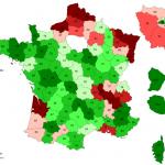 Pollution et sites pollués par département