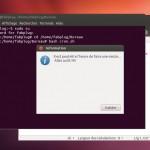 Zenity dans les scripts Linux