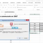 Les quartiles : Calculer les quartiles dans Excel