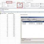 Attribuer des noms aux plages Excel