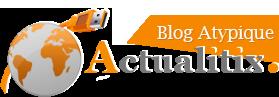 Actualitix :  Blog personnel mélangeant l'informatique, cartes & données statistiques