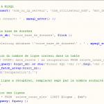 Récupérer les dernières lignes dans MySQL avec PHP