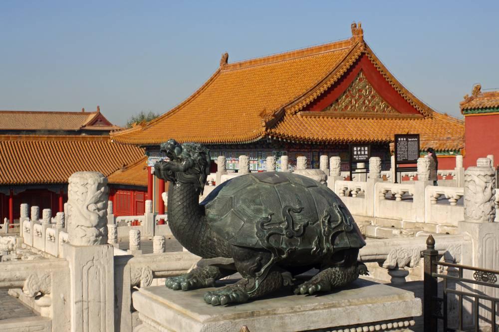 Cité Interdite - Tourisme en Asie