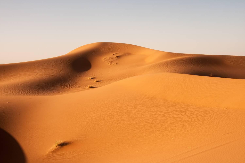 Dune du Sahara - Tourisme en Afrique