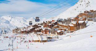 Stations de ski les plus fréquentées en France