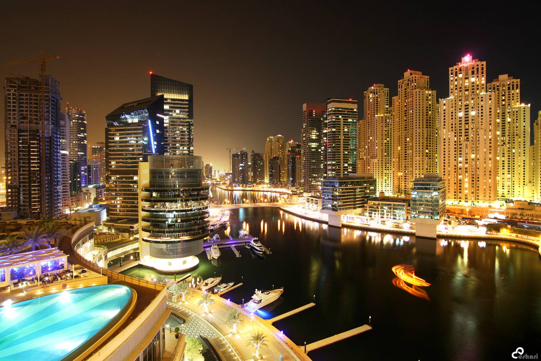 Tourisme au Moyen-Orient - Dubaï