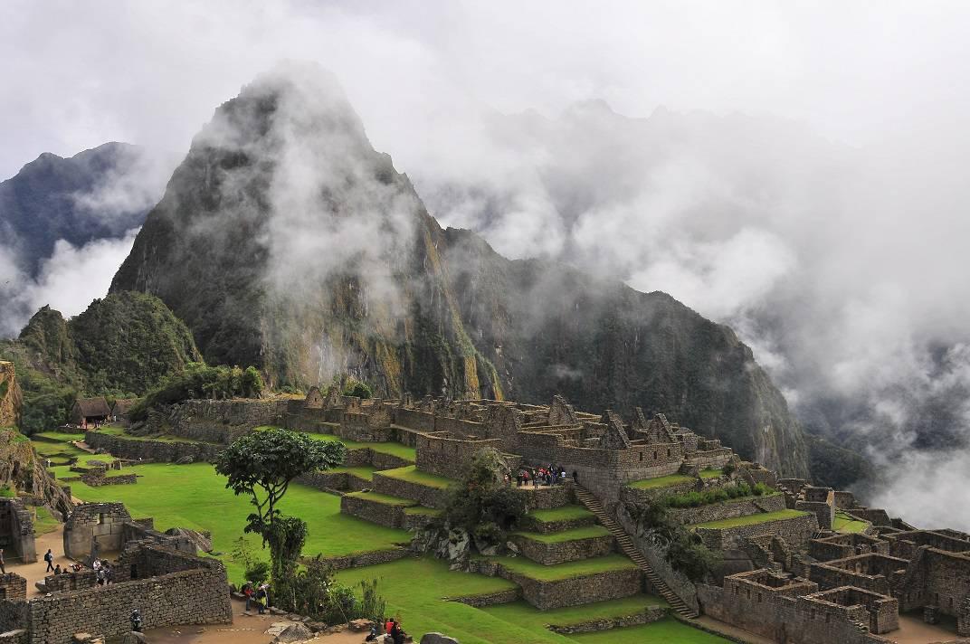 Tourisme en Amérique du Sud - Machu Picchu au Pérou