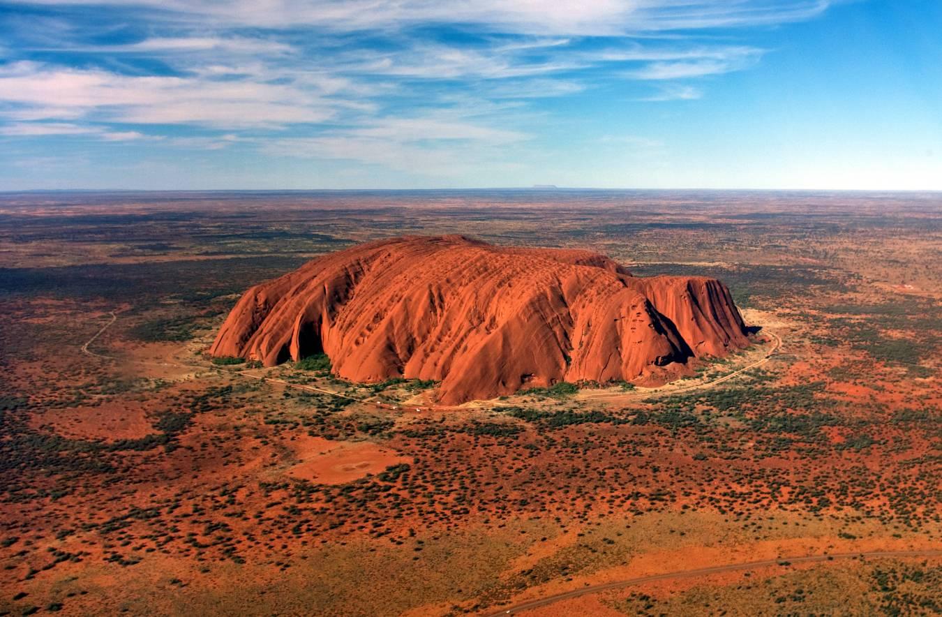 Uluru en Australie - Tourisme