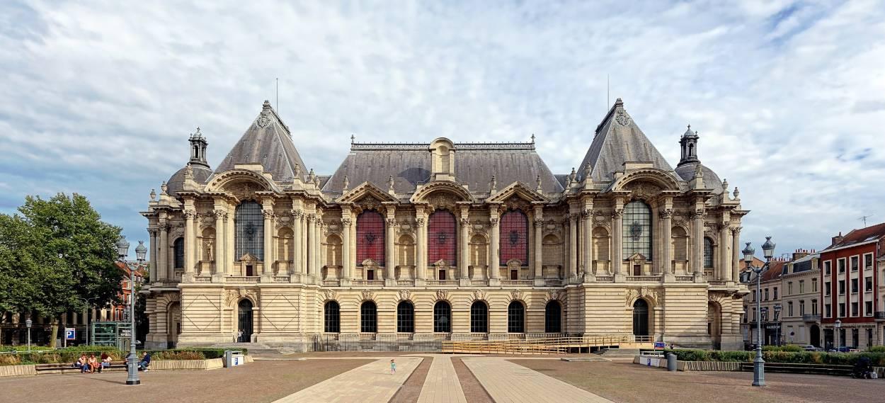 Visiter le palais des beaux-arts à Lille