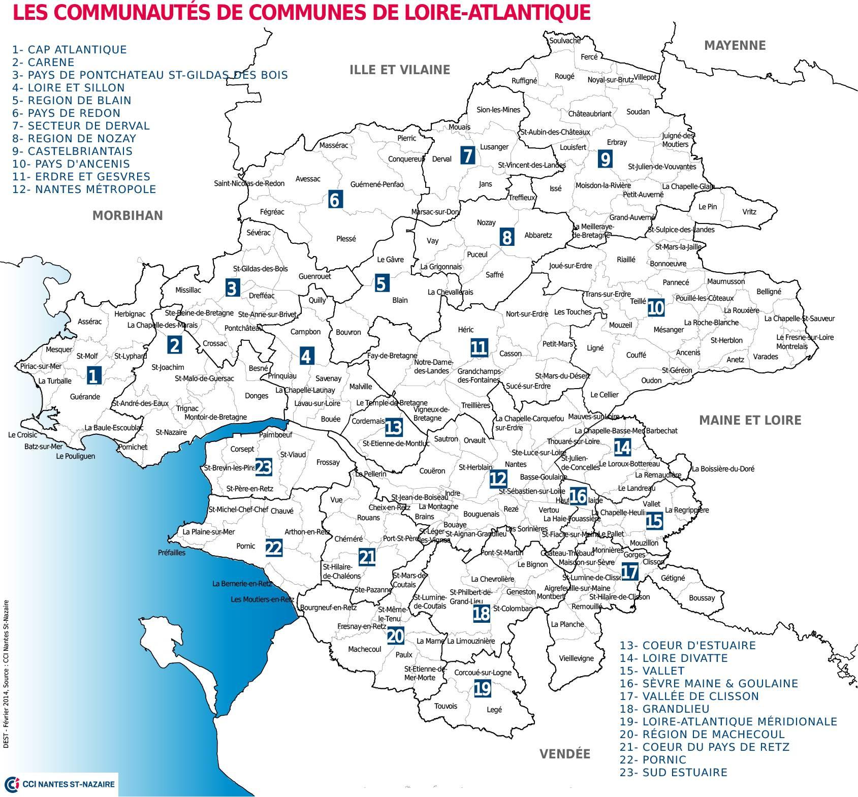 La Plus Grande Ville Du Maine Et Loire