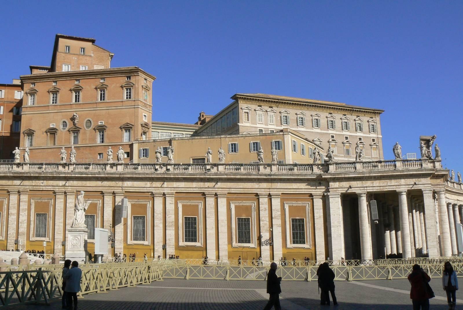 Palais du Vatican
