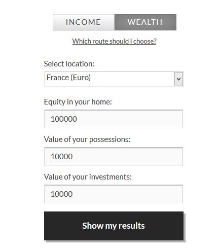 Comparer ses richesses