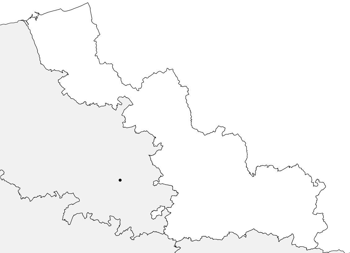 Carte vierge du Nord (59)