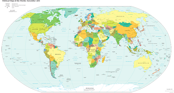 Carte R 233 Gionales Du Monde