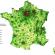 Revenu net moyen carte de France