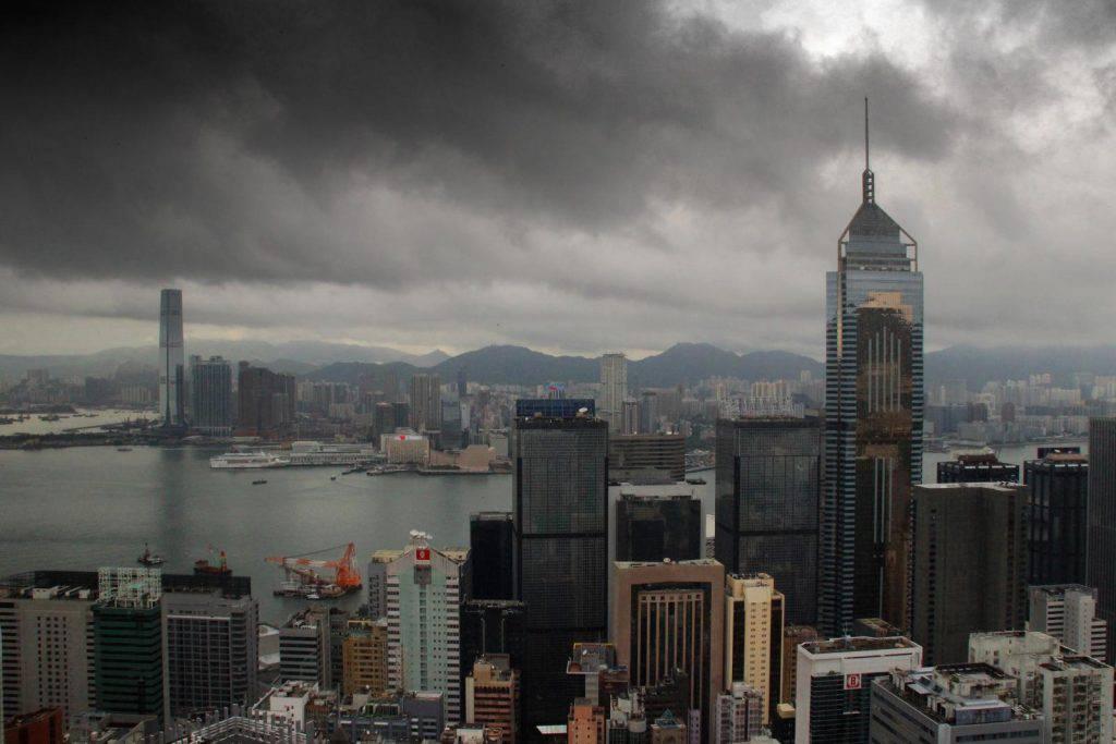 Climat à Hong Kong