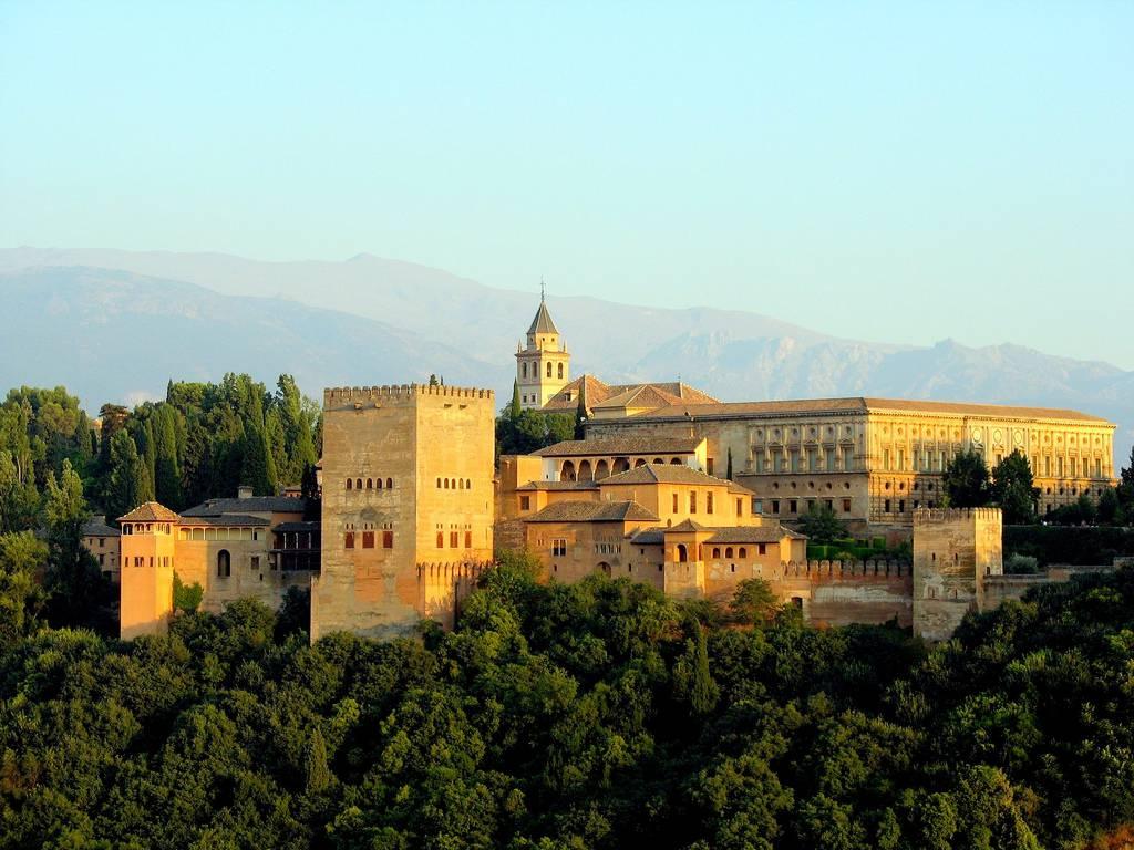 Alhambre - Patrimoine mondial de l'UNESCO en Espagne