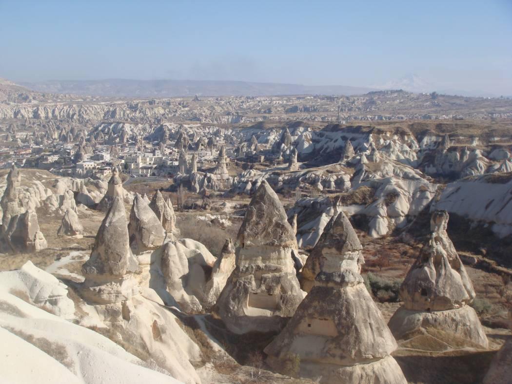 Cappadoce en Turquie - Tourisme au Moyen-Orient