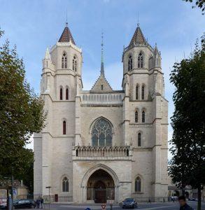 Cathédrale Saint-Bénedicte à Dijon