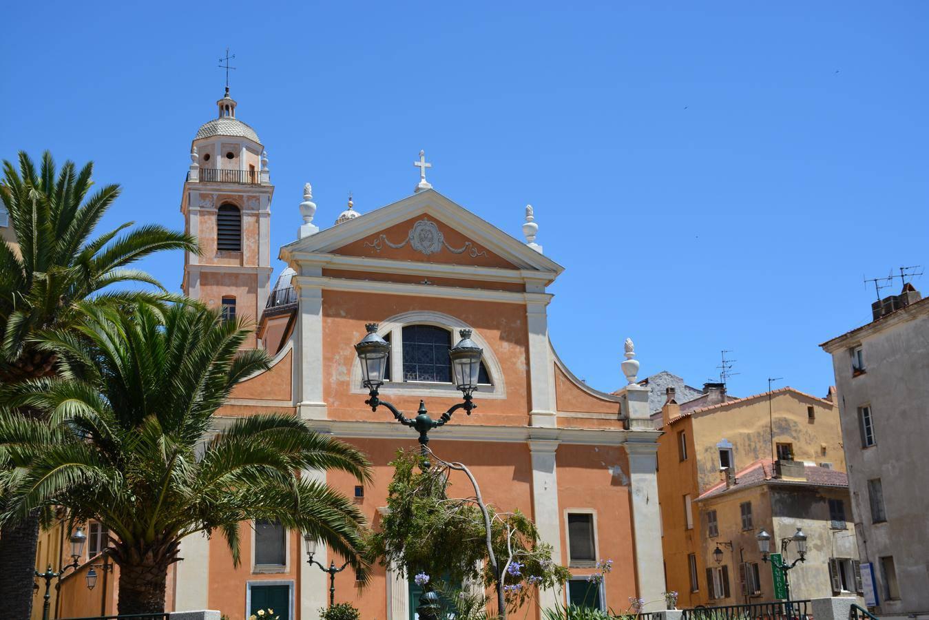 Cathédrale à Ajaccio