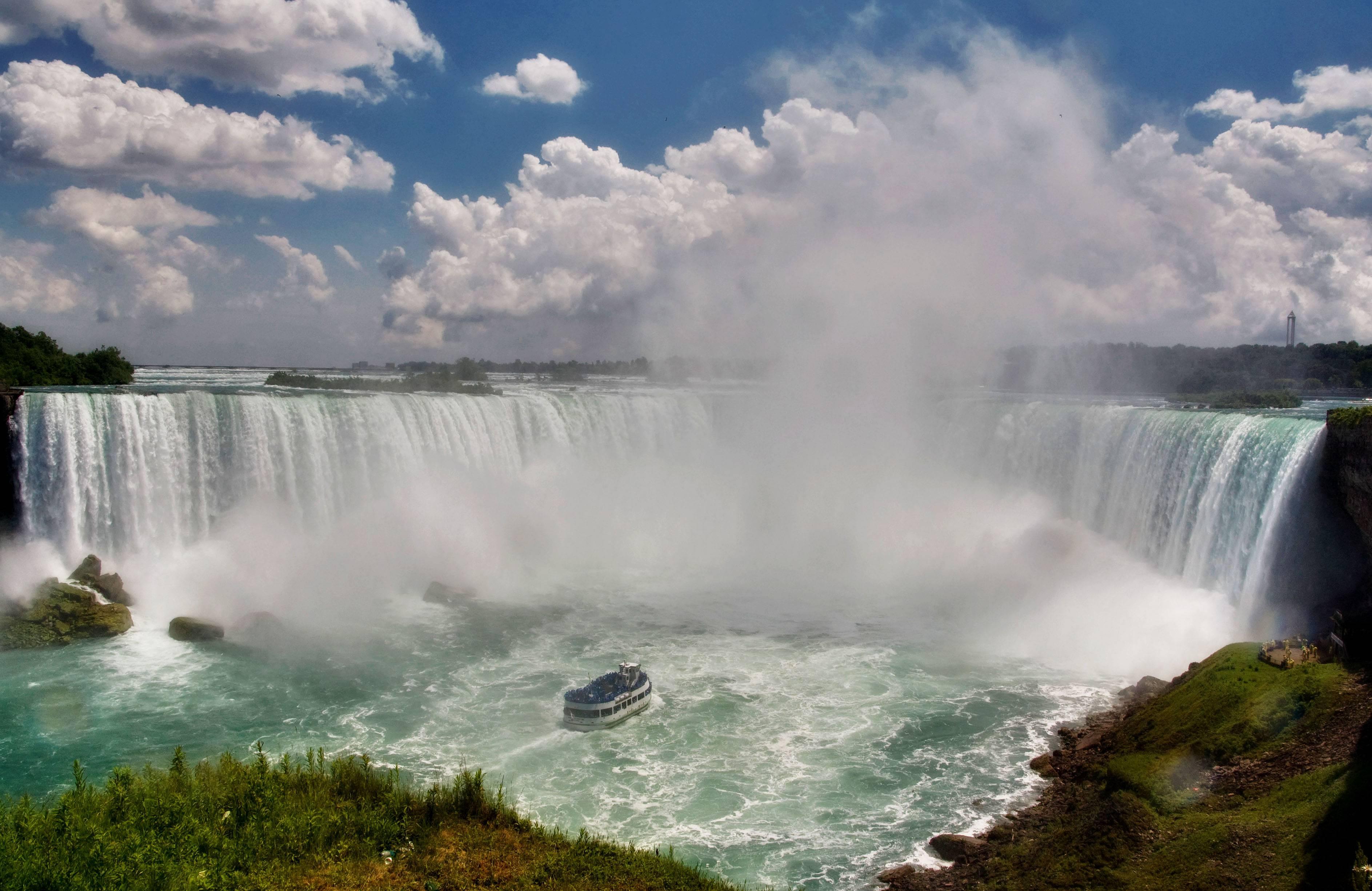 Chute du Niagara - Tourisme en Amérique du Nord