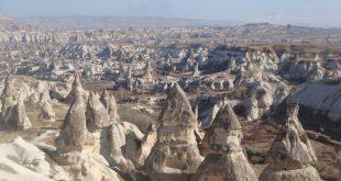 Découvrir la Cappadoce - Cheminée de fée