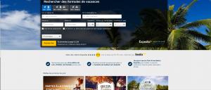 Expedia | Site de voyage