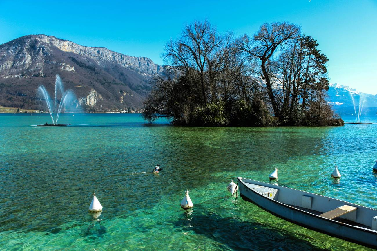 Visiter le Lac Annecy