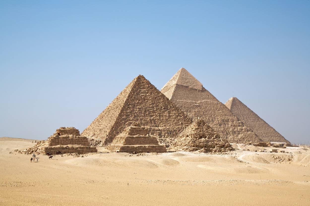 Les Pyramides d'Egypte - Tourisme Afrique