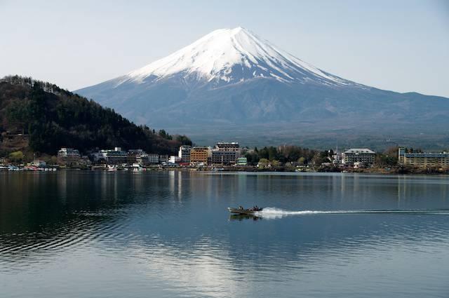 Mont Fuji - Tourisme en Asie
