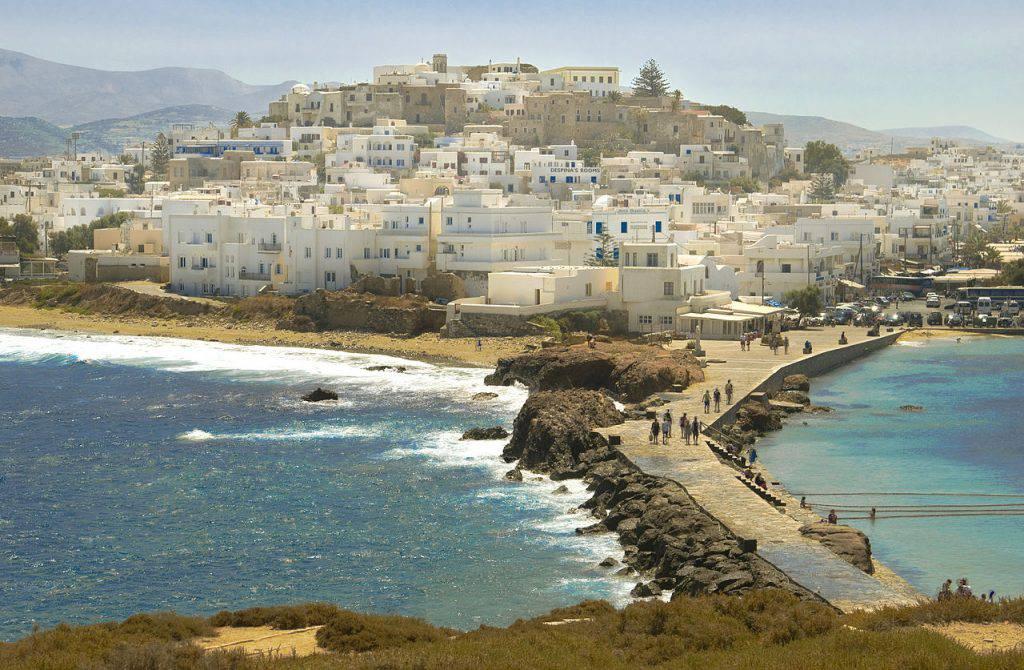 Île de Naxos - Découvrir les Cyclades