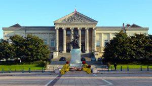 Visiter Angers - Palais de Justice