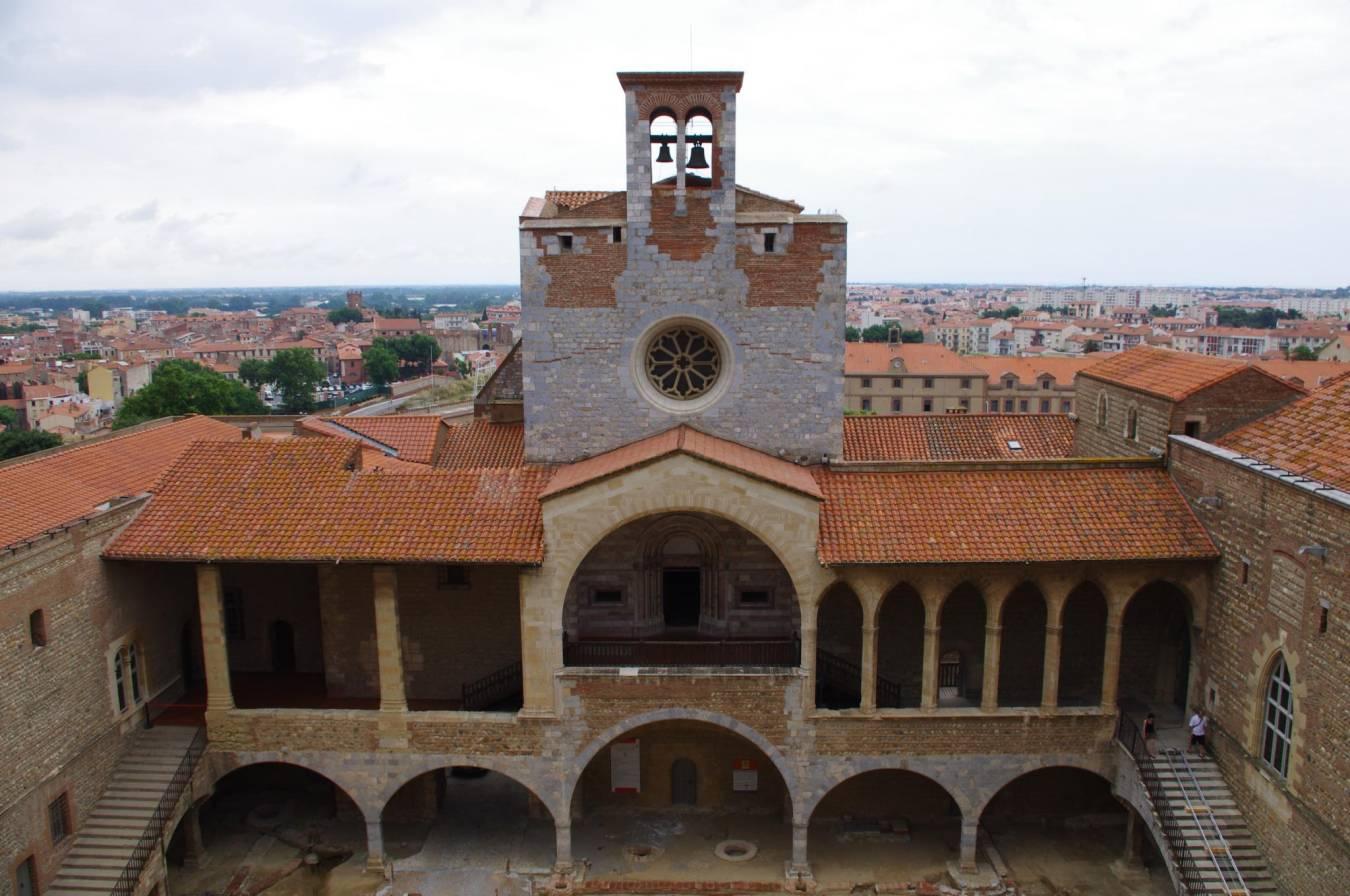 Visiter perpignan pourquoi visiter perpignan pyr n es orientales - Palais des rois de majorque perpignan ...