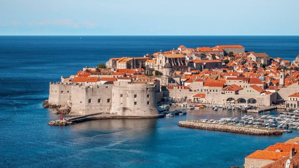 Patrimoine mondiale de l'UNESCO en Croatie