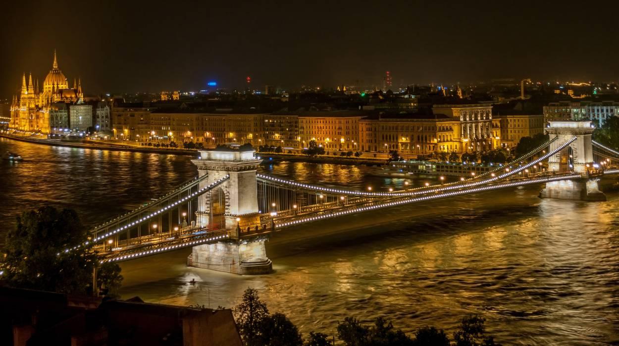 Quand aller à Budapest en Hongrie ?