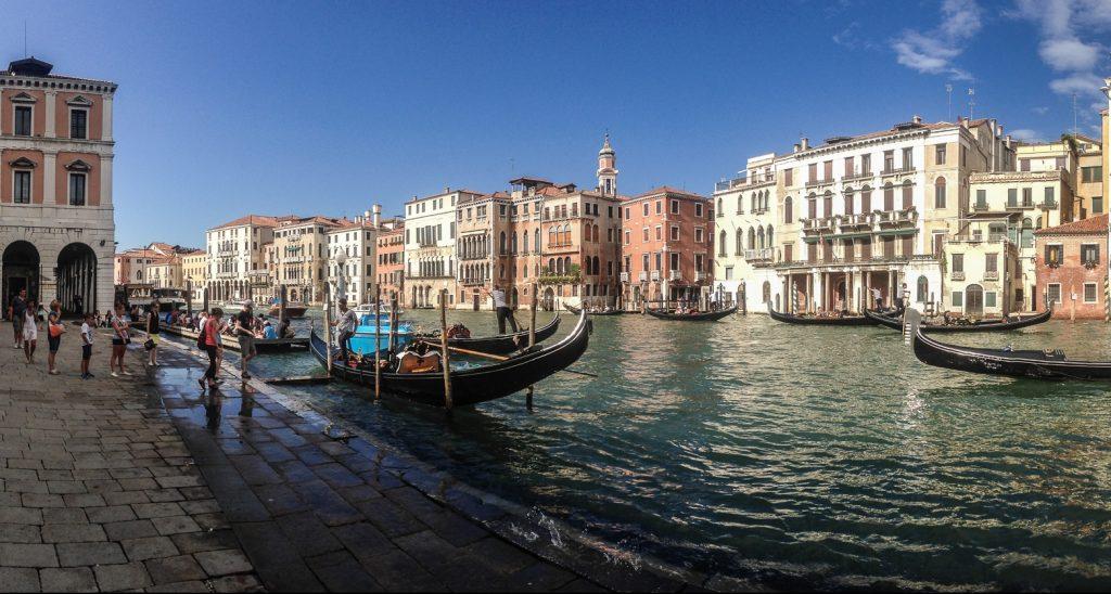 Venise en Italie ?