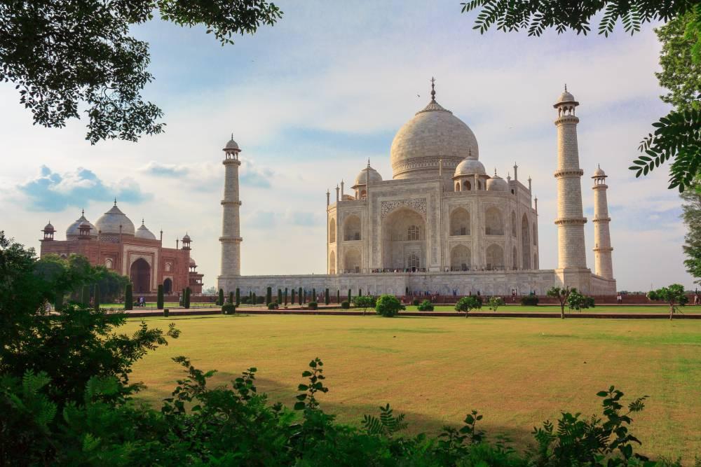 Quand aller à Agra en Inde ?