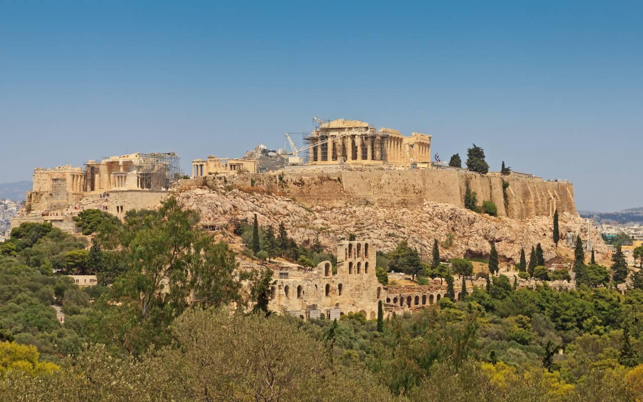 Quand aller à Athènes en Grèce ?