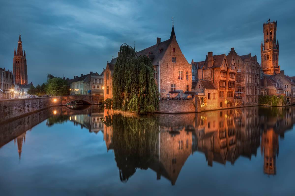 Quand aller à Bruges en Belgique ?
