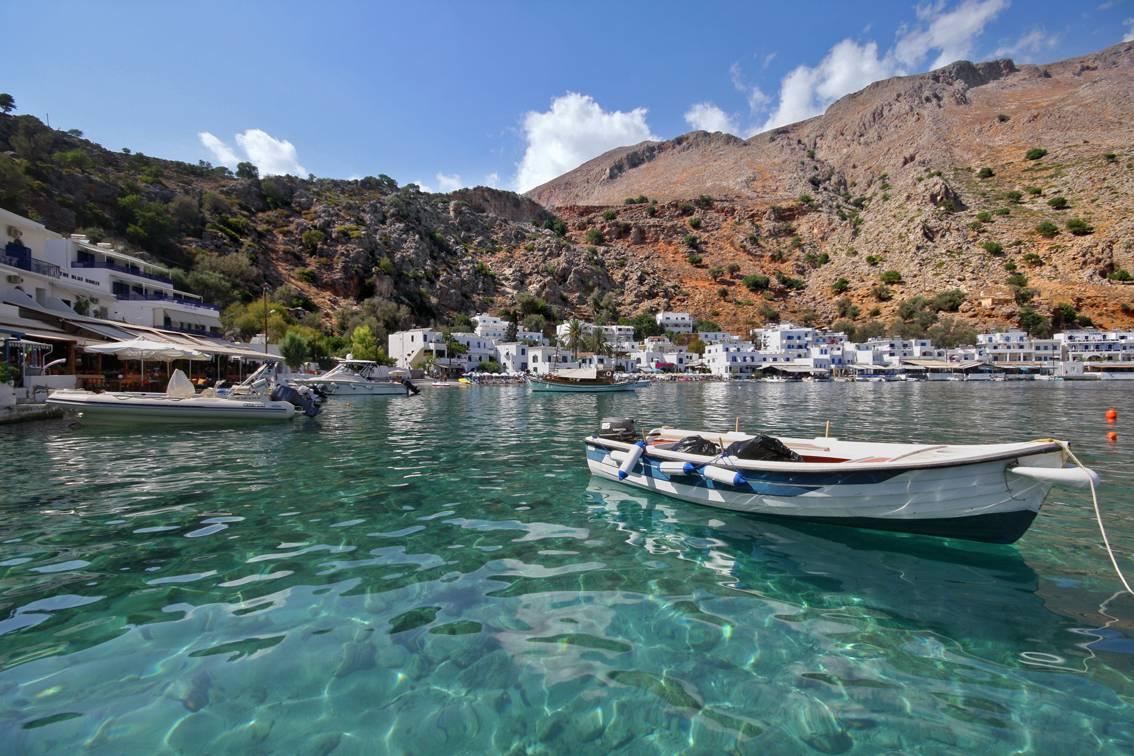 Quand aller en Crète en Grèce ?