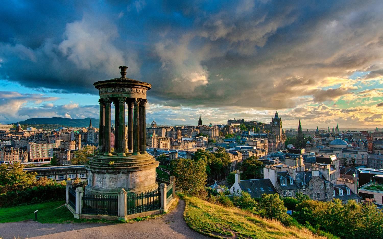 Quand aller à Edimbourg en Ecosse ?