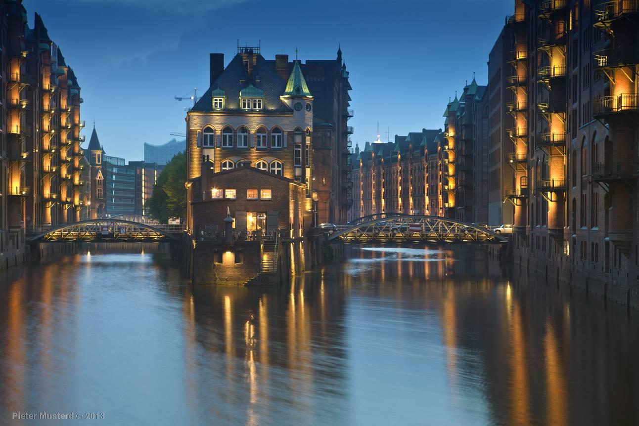 Quand aller à Hambourg en Allemagne ?