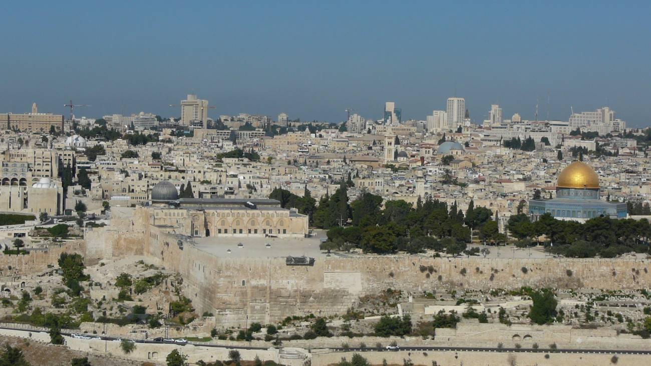 Quand aller à Jérusalem ?