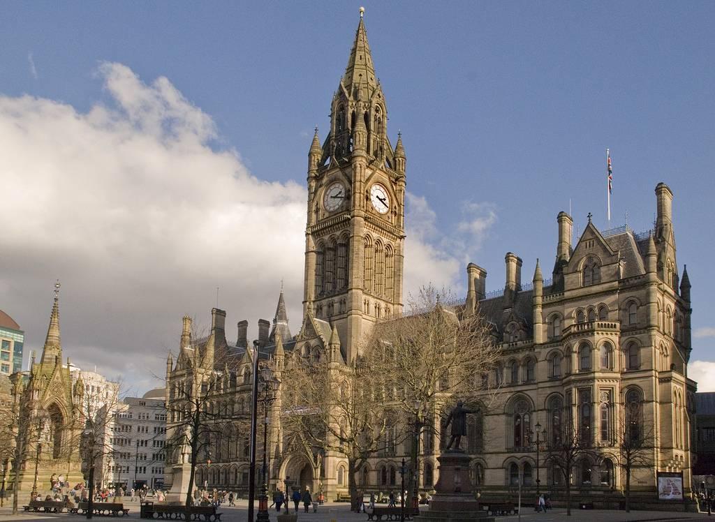 Quand aller à Manchester en Angleterre ?