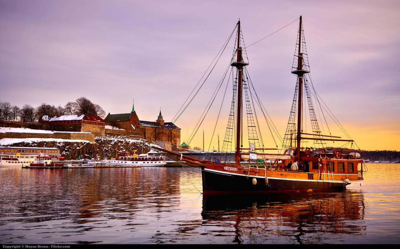 Quand aller à Oslo en Norvège ?