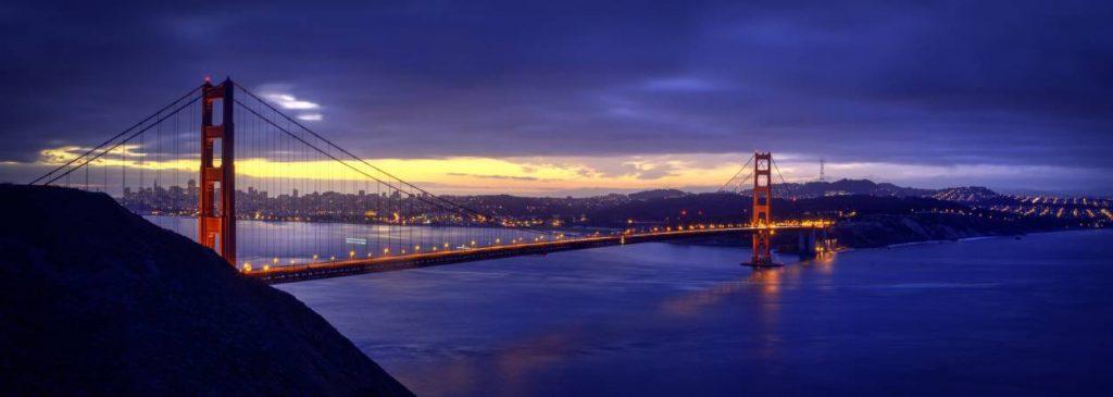 San Francisco aux Etats-Unis ?