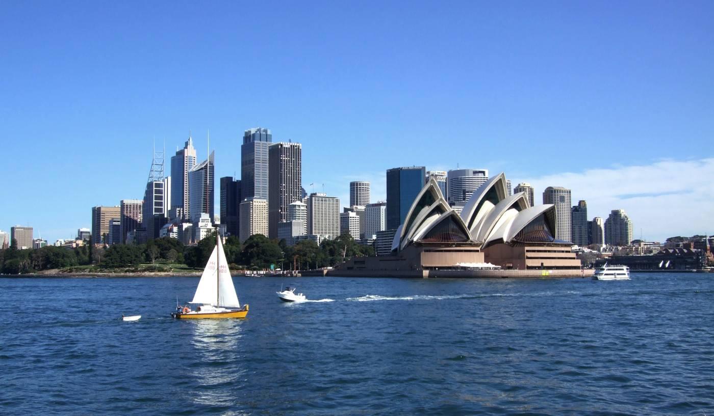 Quand aller à Sydney en Australie ?